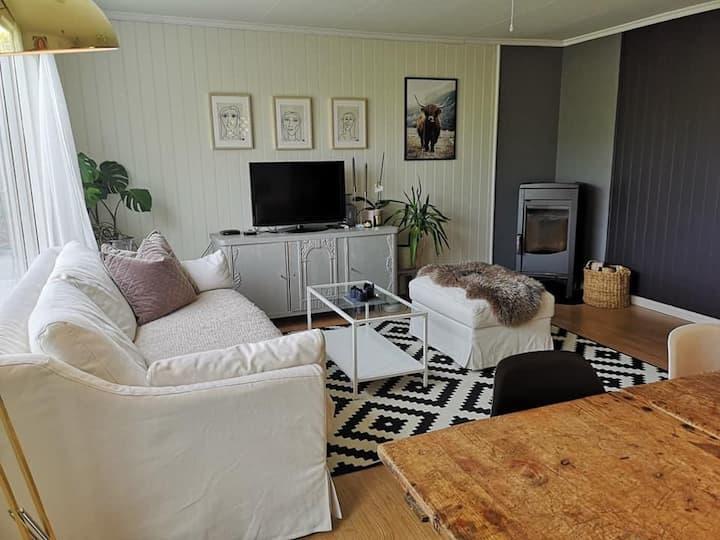 Koselig leilighet i Risør sentrum