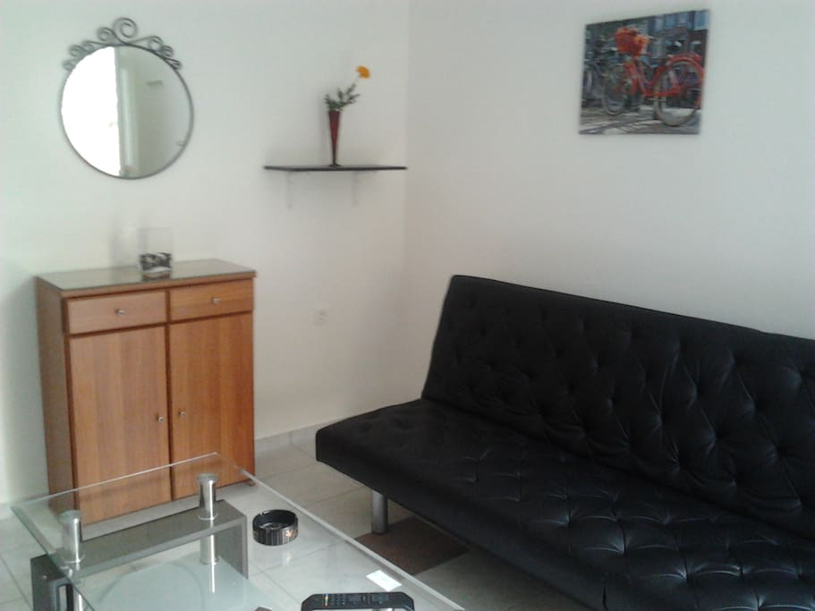 Apartments studios in Athens Greece