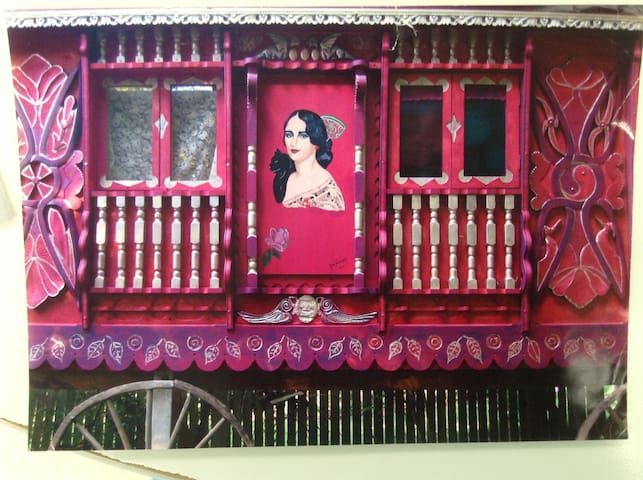 The Gypsy Caravan - Bangalow