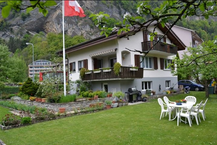 3 - Zimmerferienwohnung Interlaken - Interlaken - Pis