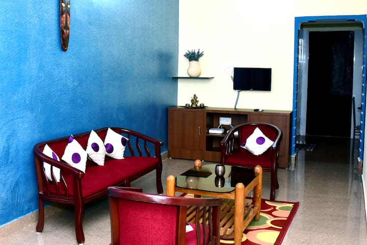 Holidayincoorg Cozy Nest - Classic - Madikeri - Bed & Breakfast