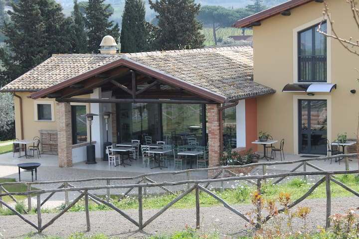 Country House Erba Regina - Frascati - Bed & Breakfast