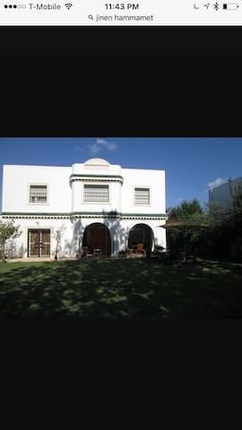 Villa securisee jinen hammamet - Hammamet - Ház
