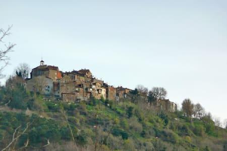 Casa Fabiano - Boccheggiano