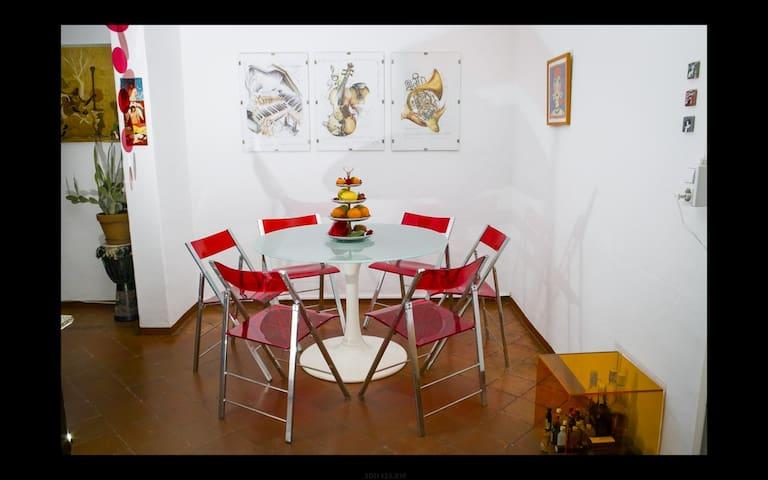 Bonita habitación en casco antiguo - Ciutadella de Menorca - Huis