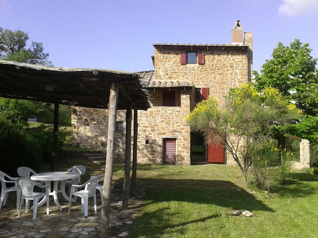 Maison en pierre dans le Chianti - Greve In Chianti - House