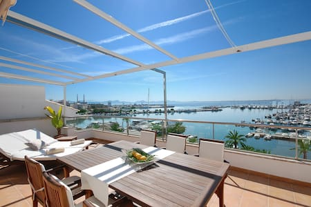 LUXURY APARTMENT WITH BEST VIEW BAY - Alcúdia
