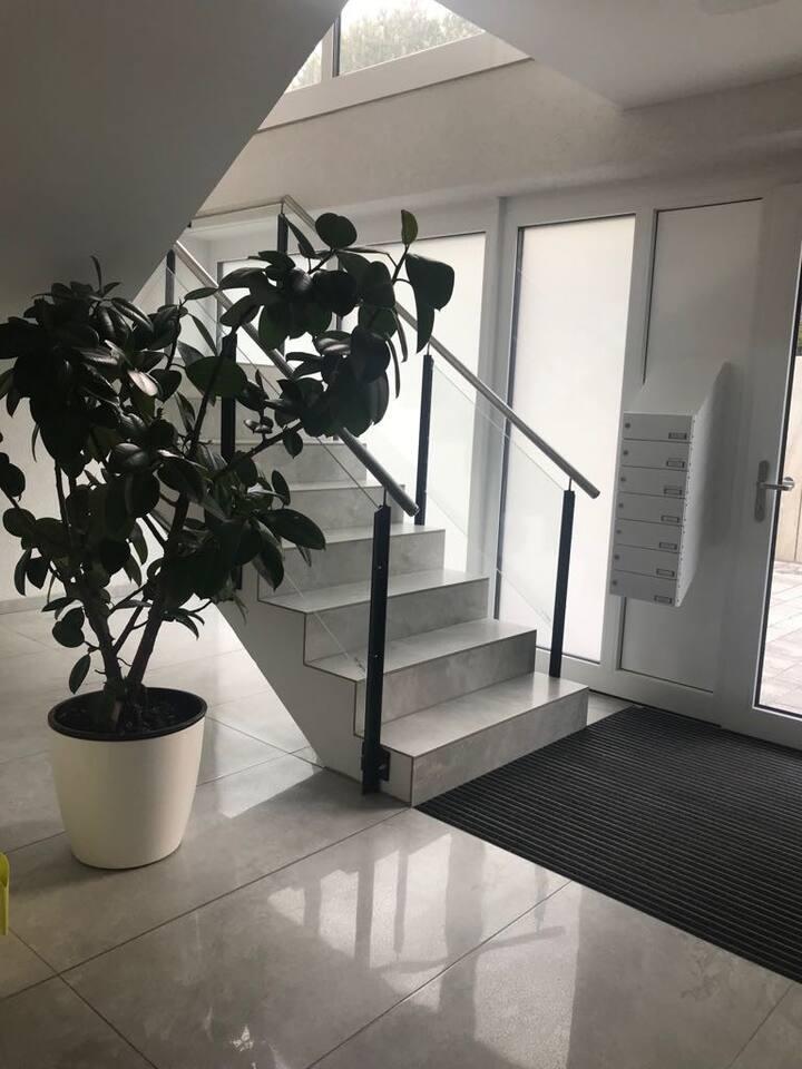 Neubau Wohnung(20qm) mit Luxusbad KS-Brasselsberg