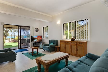 Keith's Place, the most popular unit on Bribie Is. - Bongaree - 公寓