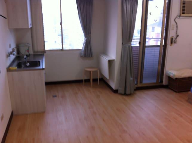 Eco-Renovated Studio