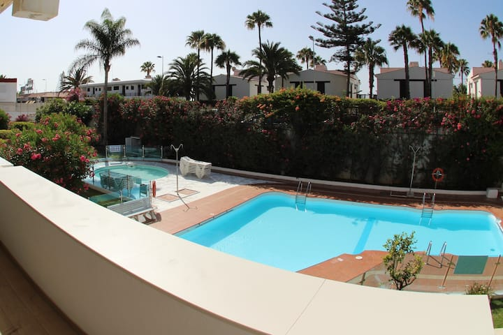 FANTASTIC APARTMENT IN PLAYA DEL INGLES BEACH