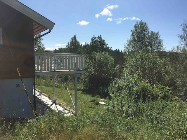 Moderne hytte for 4 ved Mylla, close to Oslo