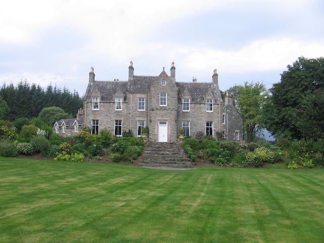 GLENLIVET HOUSE - Closed Sept 2017 - March 2018 - Glenlivet - Bed & Breakfast