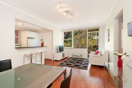 2bdm 2minute walk to Balmoral Beach - Mosman