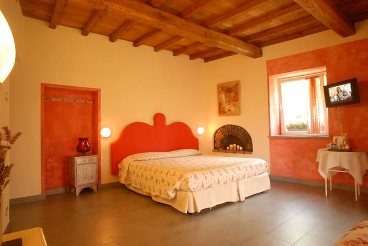 Charming chambres d'hôtes Ligurie - Paggi - Bed & Breakfast