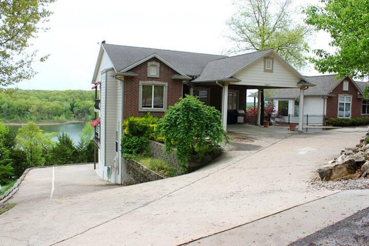 Bridgeview on Tablerock - Shell Knob - Casa de vacaciones