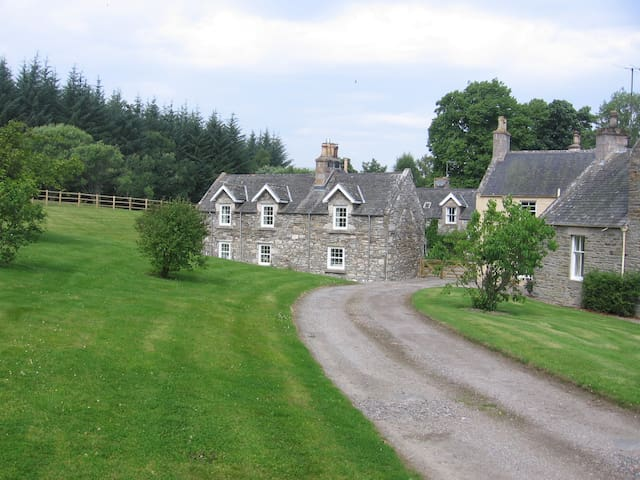 Glenlivet House Cottage - Glenlivet - House