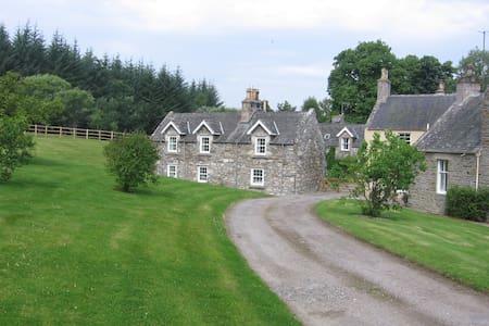 Glenlivet House Cottage - Glenlivet