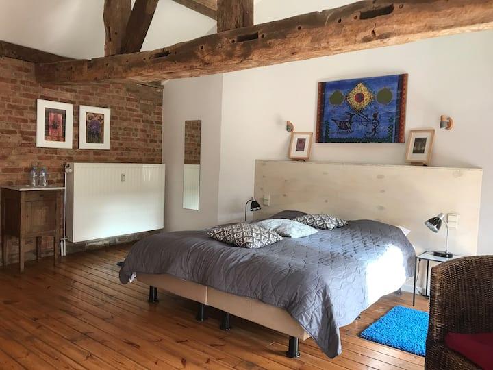 Guesthouse in castlevillage Heks Belgium.
