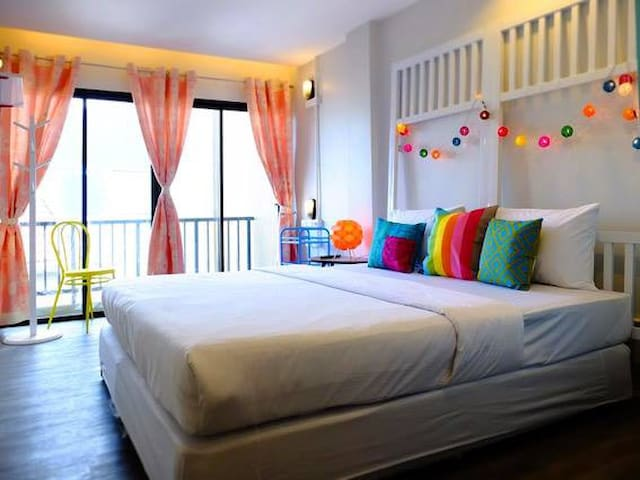 Fin Hostel Phuket @ Kata - Private 1