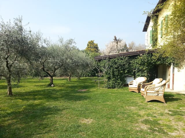 Wonderful villa in Tenuta of Naiano - Cavaion Veronese - House