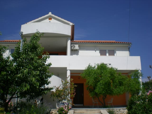House from outside