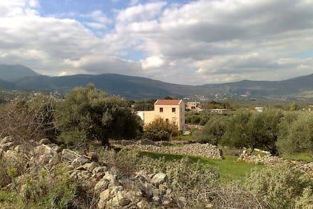 villa Argyro - Armenoi