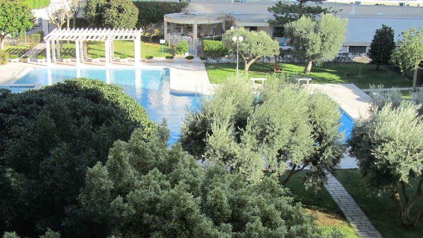Beautiful apartment beach (WiFi,AA) - Playa San Juan. Alicante - Apartamento