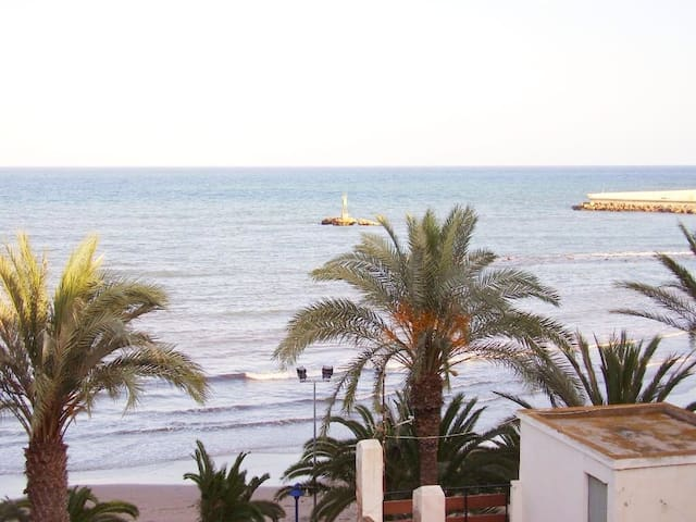 Cossy pent-house with sea views - Puerto - Appartement