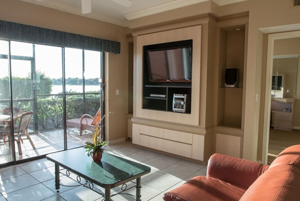 Three Bedroom At Westgate Lakes Villas For Rent In Orlando Florida United States