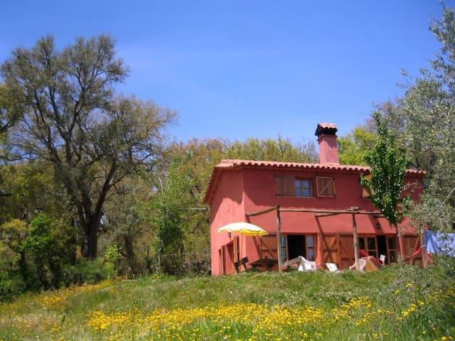 Montemateo Casa Roja - Navahermosa - บ้าน
