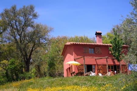 Casa Roja MonteMateo - Navahermosa