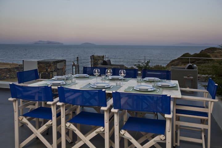 Beachfront Villa Ariadne - Naxos - Villa