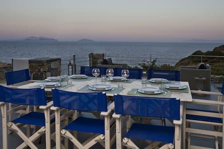 Beachfront Villa Ariadne - Naxos