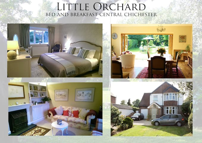 Little Orchard Bed and Breakfast - Chichester - Bed & Breakfast