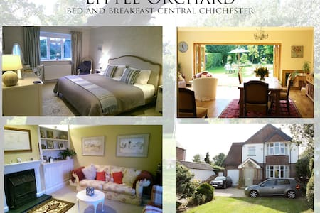 Little Orchard Bed and Breakfast - Chichester