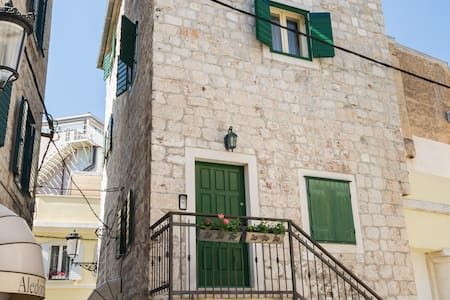 Old Town Duplex apartment in the center of Split