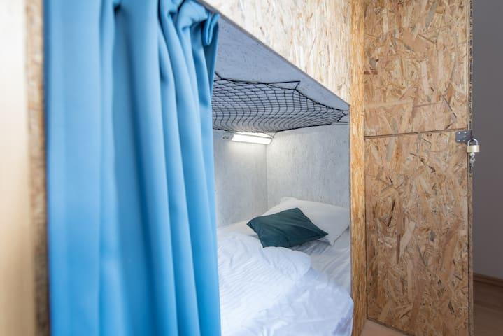 Bubu Hostel - Bed in 4-Bed Dorm