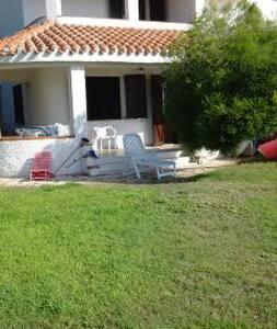 Villa fronte mare- Beachfront villa - Perd'e Sali - Vila