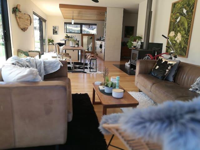 Wanaka Hills Private room