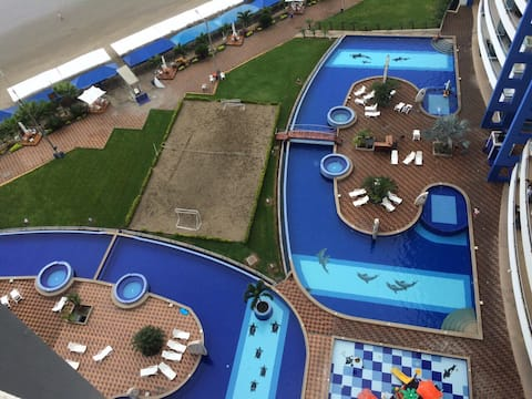 Departamento en Diamond Beach piso 13