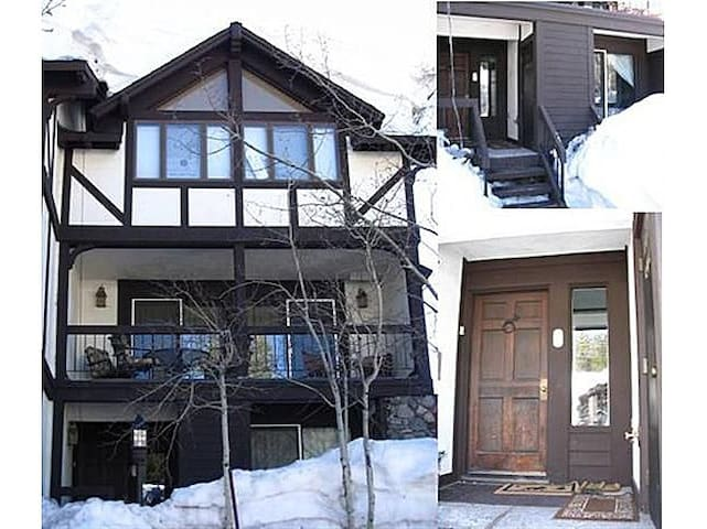 Spacious 3br  @squaw in north Tahoe - Olympic Valley - Talo