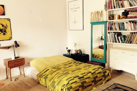 Colorful room at Christianshavn - Apartment