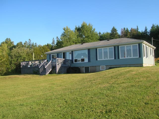 Antigonish County, Nova Scotia Waterfront Cottage