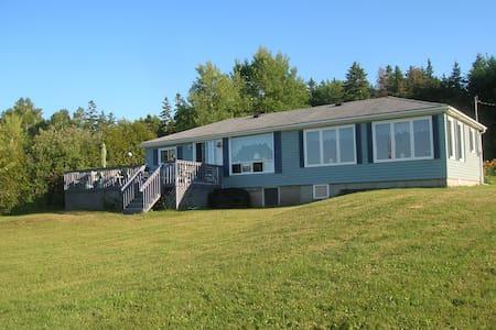 Antigonish County, Nova Scotia Waterfront Cottage