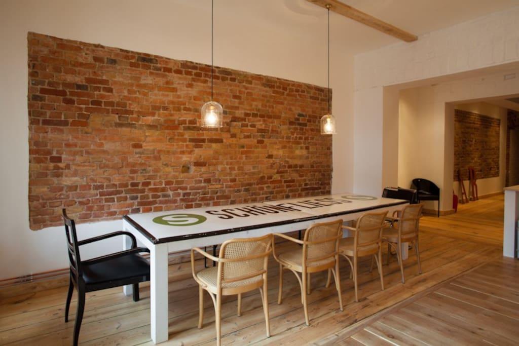 atelier boardinghouse birken1 wohnungen zur miete in berlin berlin deutschland. Black Bedroom Furniture Sets. Home Design Ideas