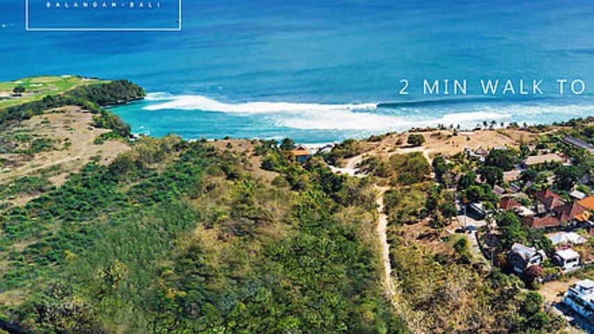 Balangan Beach Cottage