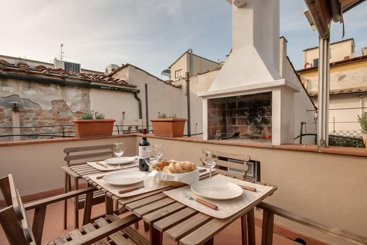 Calzaiuoli 2b Near Duomo - Floransa - Daire