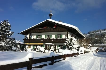 Ferienwohnung Taubenstein (bis 2 Personen) - Schliersee - Apartment