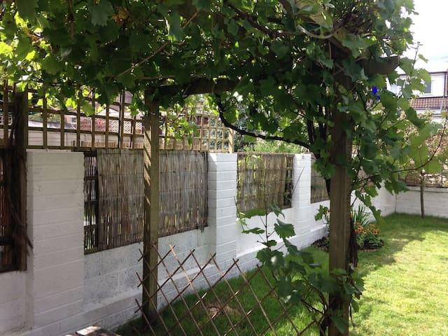 More garden!